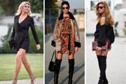 İstanbul Moda Haftası Sokak Stilleri