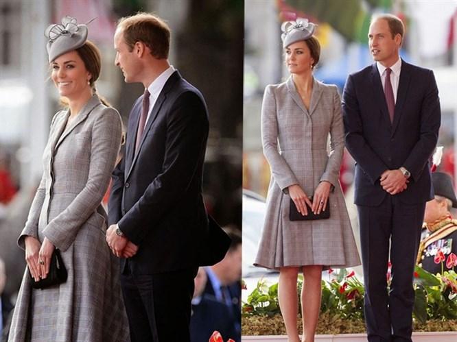 Kate Middleton'dan Hamile Modası