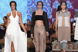 İstanbul Moda Haftası Simay Bülbül Defilesi