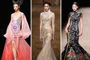 Çin Moda Haftası 2015 İlkbahar/Yaz Defilesi