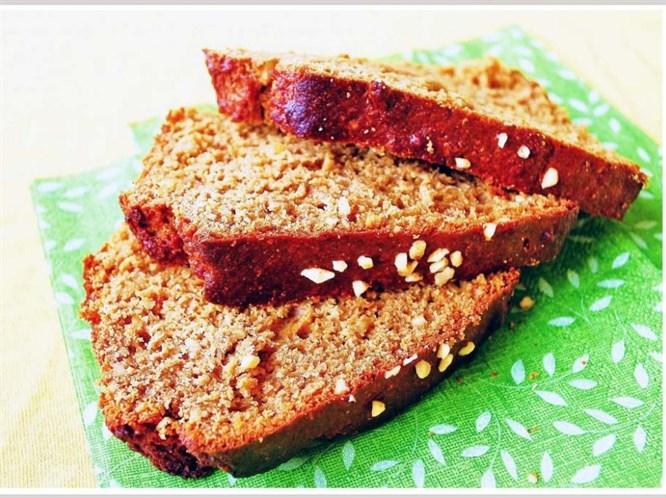 Pekmezli ve baharatlı kek