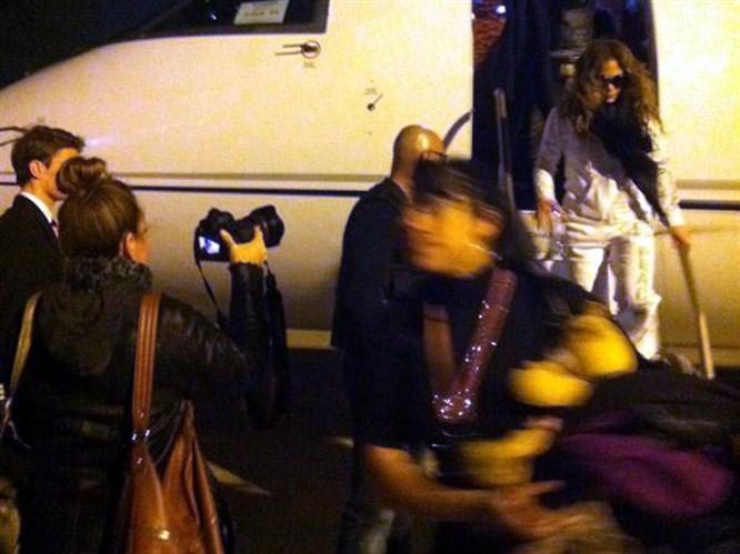 Jennifer Lopez İstanbul'da!