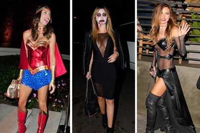 Cadılar Bayramı İçin Kostüm Fikirleri