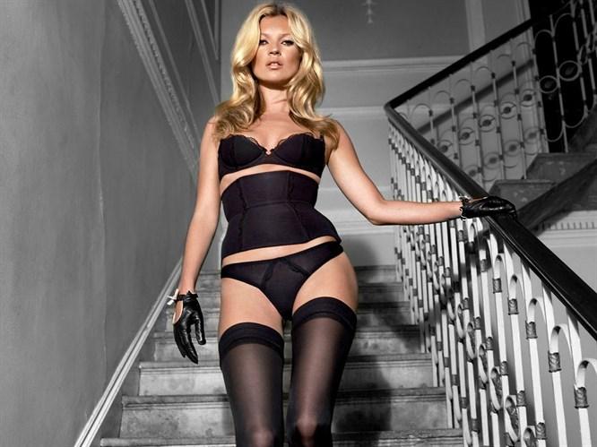 Kate Moss felç geçirdi