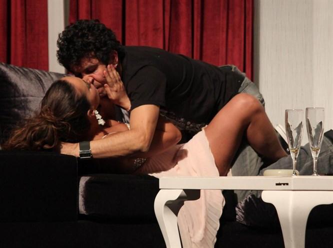 Yeliz Şar cüretkar sahneleri anlattı (FOTO)