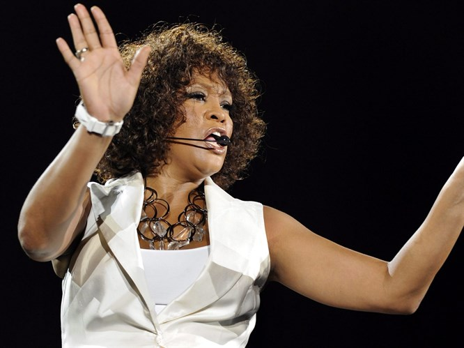 Whitney'in ölümünde şok iddia