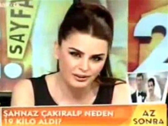 Canlı yayında slikon kontrolü (VİDEO)