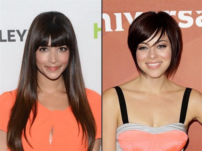Yüzü İnce ve Zayıf Gösteren Saç Modelleri