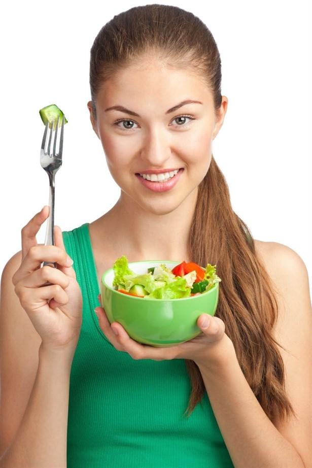 Saç ve Tırnaklar İçin 10 Beslenme Kuralı
