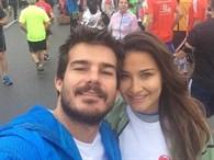 Ünlüler Avrasya Maratonun'da Koştu