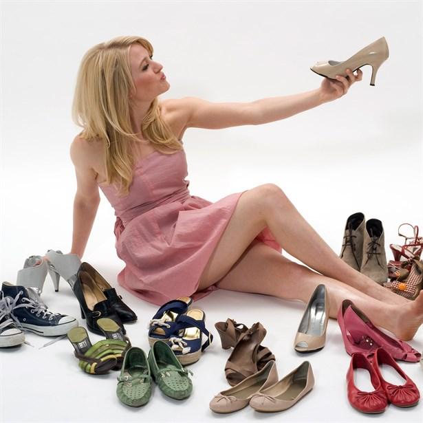 Zehirli Ayakkabılardan Korumak İçin!