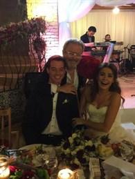 Alp Kırşan ve Zeynep Dörtkardeşler Evlendi