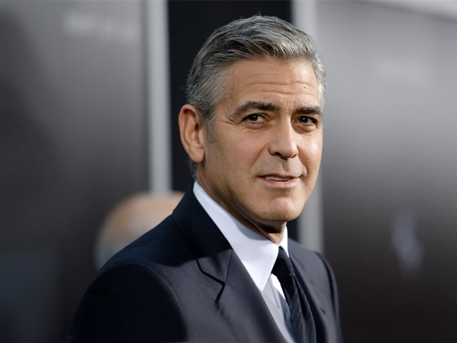 George Clooney'den Güzellik Sırları