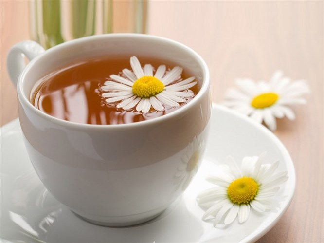 Sağlık İçin Papatya Çayı