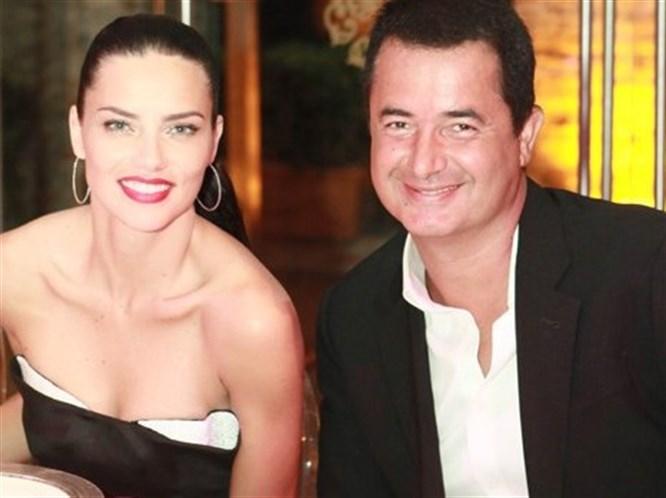 Acun Ilıcalı ve Adriana Lima Evleniyor