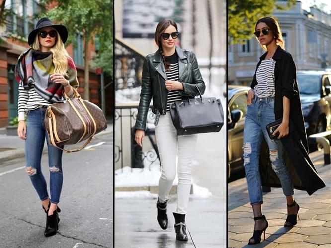 Trend: Uzun Kollu Breton Bluz