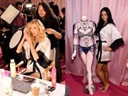 Victoria's Secret Defilesi'nin Kulis Görüntüleri