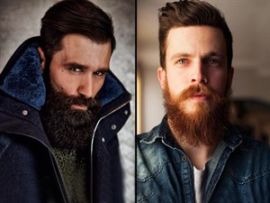 Instagram'da Sakallarıyla Meşhur 32 Yakışıklı Adam