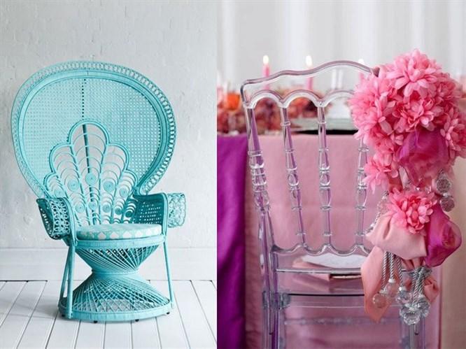 En şık sandalye tasarımları!