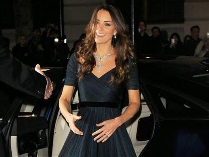 Kate Middleton Geri Döndü!