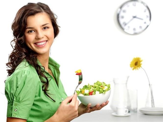 Zayıflatan sebze salataları