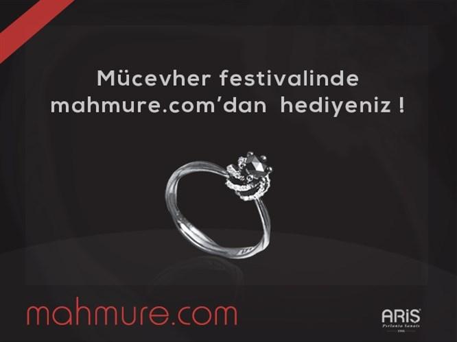 Mahmure.com  Mücevher Festivalinde!