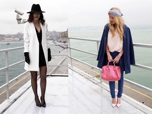 Mercedes Benz Fashion Week'te en iyi 10 sokak stili