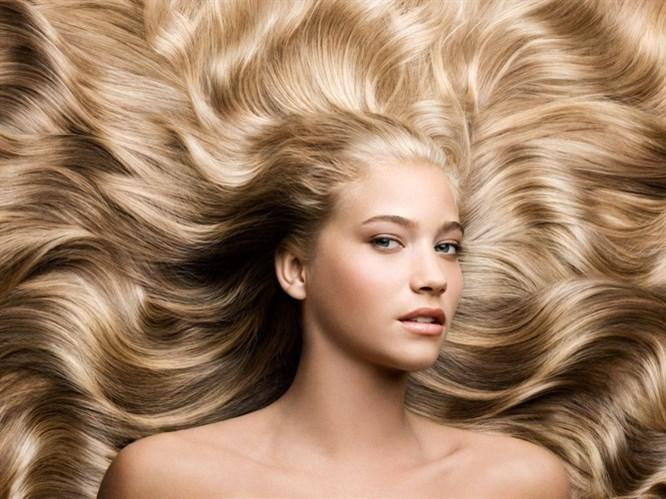 Saçlarınıza doğal parlaklık!