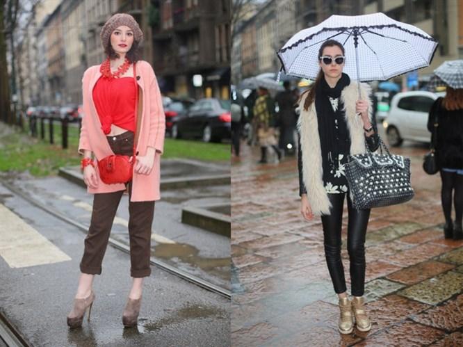 Milano sokak modası