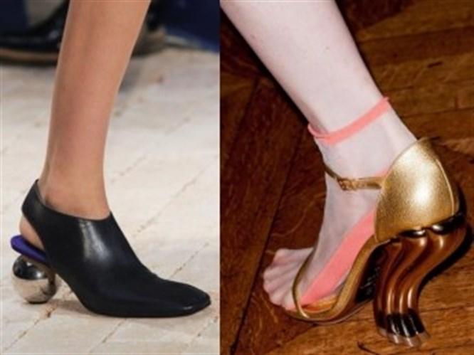 2014 İlkbahar-yaz sezonuna damgasını vuran 9 ayakkabı trendi