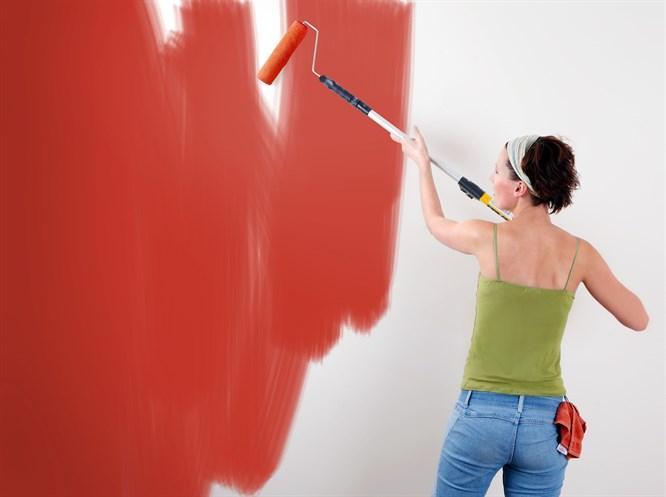 Evlerinizi boyatırken sağlığınızdan olmayın!