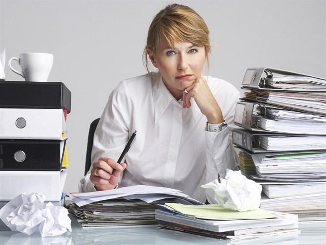 Her İş Yerinde Bulunan 10 Kadın Tipi