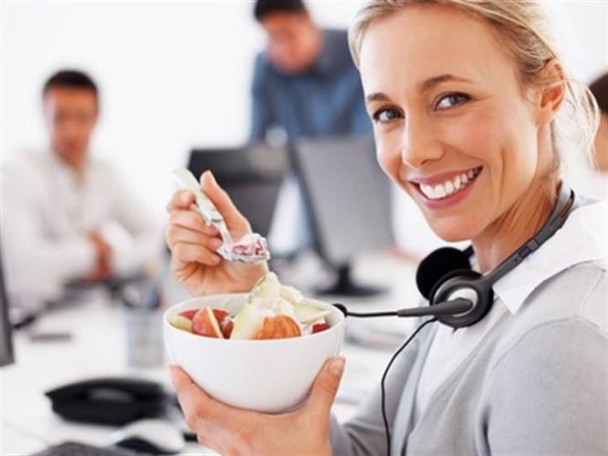 Ofiste Fit Beslenmenin İpuçları