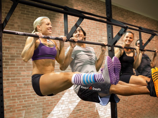Popüler Fitness Trendi: Crossfit