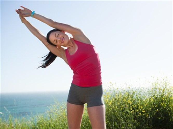Egzersiz Yaparken Sıvı Tüketin!