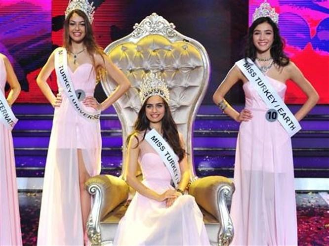 Mıss Turkey 2014 Güzellik Yarışması!
