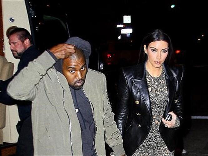 Kardashian ve Kanye West Evlendi Mi?