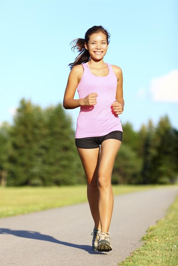 Herbalife türkiye spor danışmanı ebru karaduman yürüyüşün