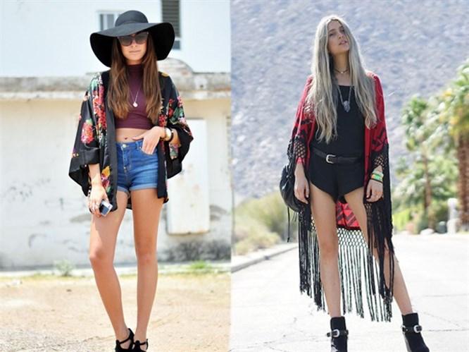 Yeni Trend: Kimono