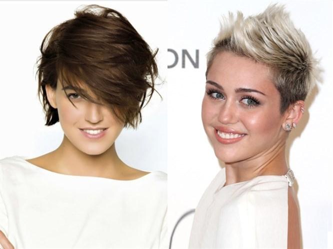 2014 Yazı İçin 5 Kısa Saç Modeli