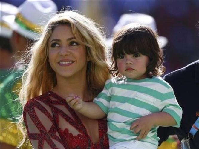 Shakira'dan Muhteşem Kapanış Töreni!