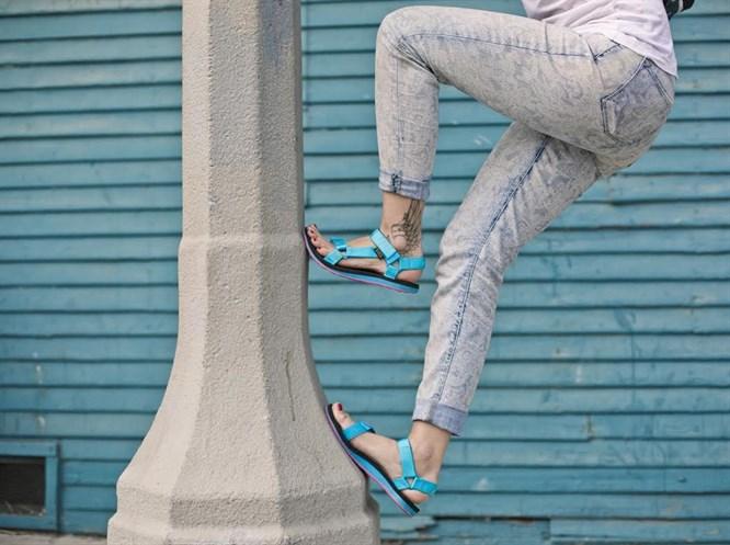 Dünyanın İlk Spor Sandalet Markası Teva Türkiye'de