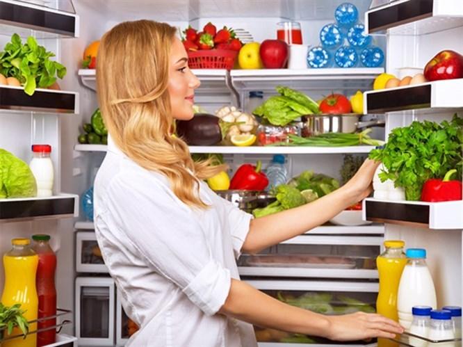 Sağlıklı Buzdolabında Olması Gerekenler
