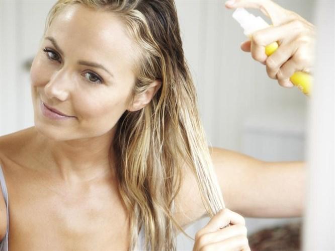 Saçlarınızı Ellerinizle Güzelleştirin