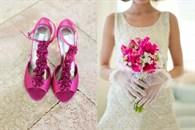 2016 Renkli Gelin Ayakkabıları!