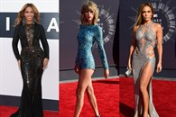 2014 MTV Ödülleri Kırmızı Halı Kıyafetleri
