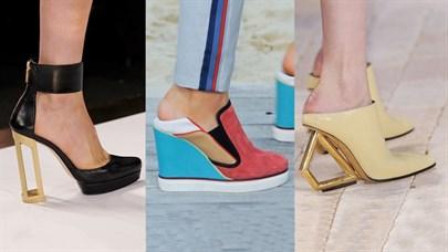 2015 Sonbahar/Kış Ayakkabı Modası