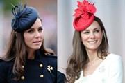 Kate Middleton ve Şapkaları