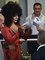 Lady Gaga Konser İçin İstanbul'da
