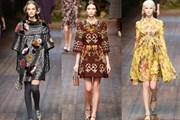 Dolce&Gabbana 2015 Sonbahar-Kış Koleksiyonu